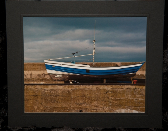 Seahouses Boat.
