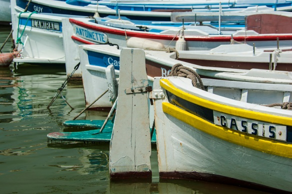 Cassis Boats.