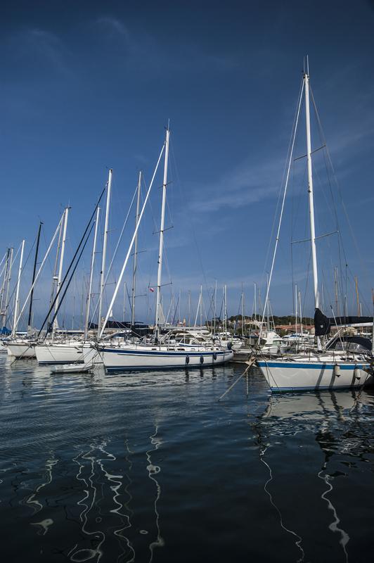 St. Tropez Marina.