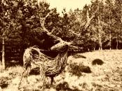 Old Style Deer
